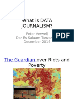 What is Data Journalism2
