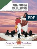 Understanding Navagraha Pooja