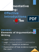 argumentativeintroductions