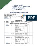 Planificare Avap Ed. Litera