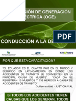 Conducción a La Defensiva CCDC