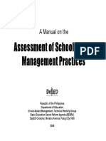 ARCZONE Assessment Tool for SBM