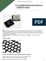Ulazak u BIOS i Podešavanje Butovanja Sa CD_DVD Diska