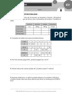 evaluación matemáticas anaya u8