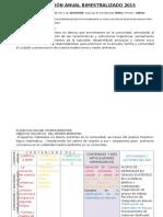 Planificación Anual Bimestralizado Para Imprimir