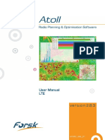 Atoll 2.8.3 User Manual LTE
