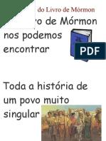 Historias Do Livro de Mormon