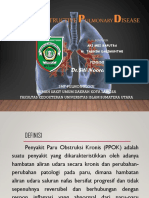 Cronic Obstructive Pulmonary Disease
