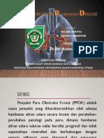Cronic Obstructive Pulmonary Disease