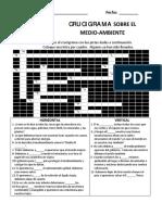 crucigrama medioambiente (1)