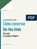 WWF ComoConservarLosRiosVivos