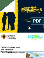 DE LOS SIMPSON A LOS VALORES FAMILIARES.PPT