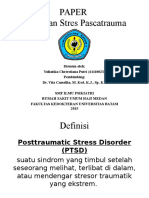 PAPER strees posttraumatik.ppt