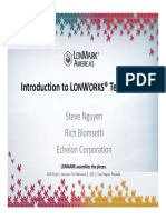 Lonworks Echelon