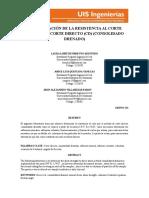 Determinación de La Resistencia Al Corte Método de Corte Directo CD Consolidado Drenado r 1