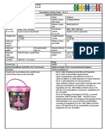 CD005 Technical Data Sheet