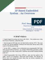 VLSI-DSP Based Embedded System