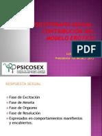 Psicoterapia Sexual y La Contribucion Del Modelo Erotico