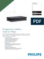 Datasheet RFX9600 EU