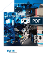 Cartridge Valves Ct 198974