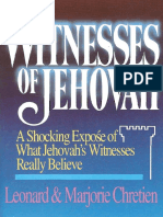 Witnesses of Jehovah, 1988