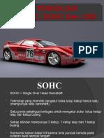 SOHC, DOHC, i-DSI