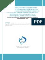Resumen Ejecutivo Ampliado - Estudio de Prefactibilidad Del Proyecto FAIEH - 25May2015 - V. 1.1