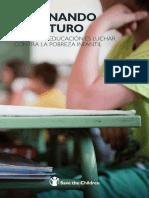 Pobreza Equidad Educativa Espana Iluminando El Futuro
