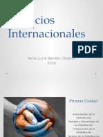 Cátedra Negocios Internacionales 2016I