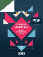 L'Essentiel du Jeu Vidéo 2016 - Sell