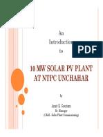 Draft ppt Solar Plant Amit_17.06.2014.pdf