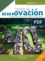 Gaceta Innovación Suplemento Especial No 1 Diciembre 2015
