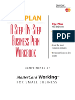 Step by Step business plan