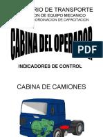 Cabinas de Operador