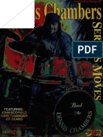 Drum Methods - Dennis Chambers - Serious Moves