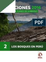 Planes de Gobierno y Los Bosques - SPDA