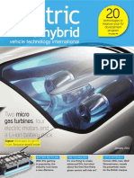 Electric & Hybrid Vehicle Tech