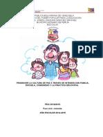 PEIC UNIDA EDUCATIVA BOLIVARIANA JOSEFA JOAQUINA SANCHEZ