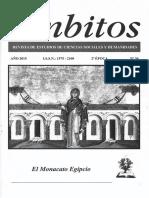 El paraíso de Janes y Jambres en Historia Monachorum in Aegypto