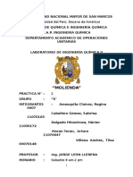 Molienda Labo Iq II