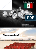 Organo Gold Presencion Equipo Diamante MEXICO