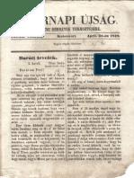 Vasárnapi Újság 1848 Április 30