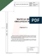 Manual Organizacion Sgc