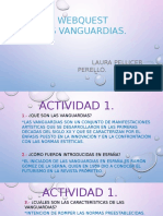 Webquest presentación