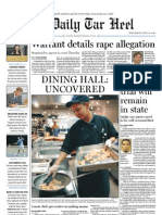 The Daily Tar Heel for April 14, 2010
