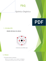 F&Q Compuestos Orgánicos