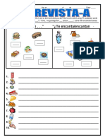 Speaking and Writing Activity