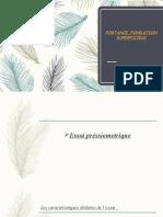 PORTANCE_SOL FONDATION SUPERFICIELE.pptx