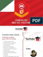 Ranqueamento de Video YT - Checklist