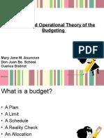 Budget 112